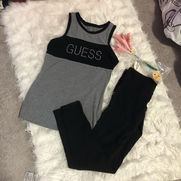 Leggings and top for girls 💞